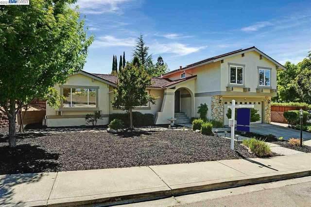 971 Madeira Dr, Pleasanton, CA 94566 (#40954578) :: MPT Property