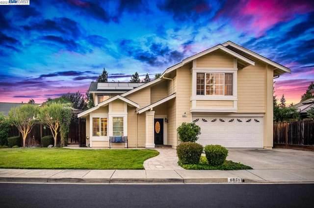 6871 Calle Altamira, Pleasanton, CA 94566 (#40954593) :: Armario Homes Real Estate Team