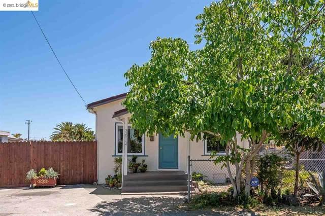 3612 Natalie Ct, Richmond, CA 94805 (#40954598) :: MPT Property