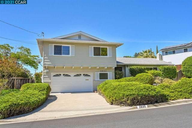 2935 Hannan Drive, Pleasant Hill, CA 94523 (#40954606) :: The Lucas Group