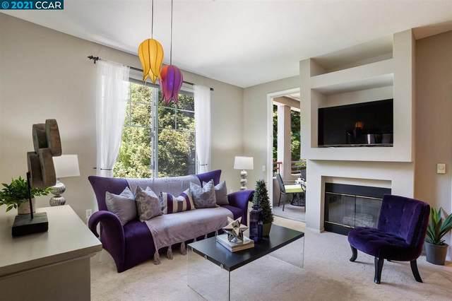 200 Caldecott Ln #206, Oakland, CA 94618 (#40954643) :: MPT Property