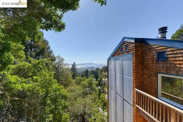 1241 Grizzly Peak Blvd, Berkeley, CA 94708 (#40954649) :: The Lucas Group