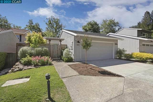 613 Augusta Drive, Moraga, CA 94556 (#40954667) :: MPT Property