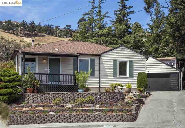 7319 Gladys Ave, El Cerrito, CA 94530 (#40954678) :: MPT Property