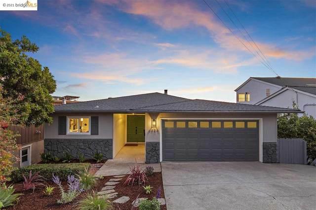 6426 Lagunitas Ave, El Cerrito, CA 94530 (#40954681) :: MPT Property