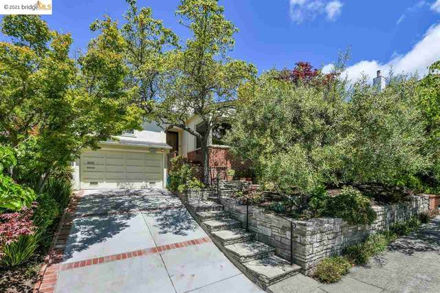 6056 Ocean View Dr, Oakland, CA 94618 (MLS #40954684) :: 3 Step Realty Group