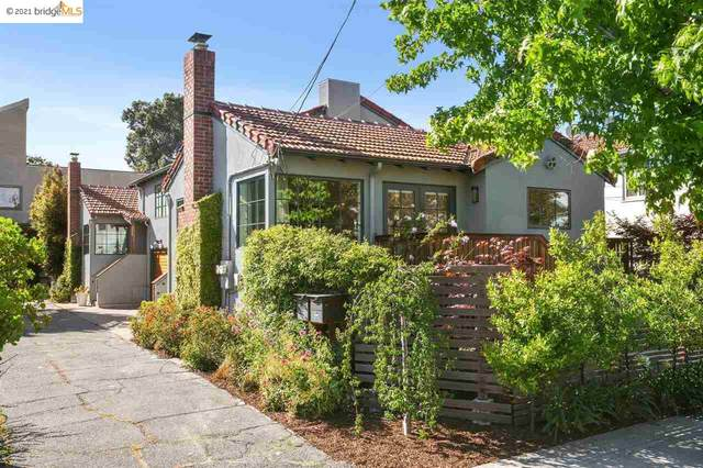 5325 Miles Ave, Oakland, CA 94618 (#40954695) :: MPT Property