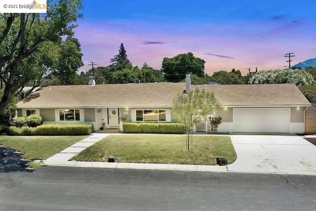 1456 Dina Dr, Concord, CA 94518 (#40954700) :: MPT Property