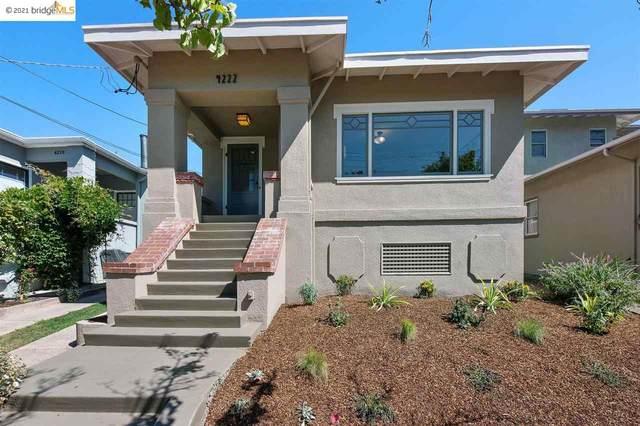 4222 Glen Ave, Oakland, CA 94611 (#40954731) :: MPT Property
