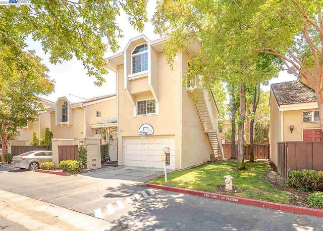 40 Blue Coral Terrace, Fremont, CA 94536 (#40954739) :: Swanson Real Estate Team | Keller Williams Tri-Valley Realty