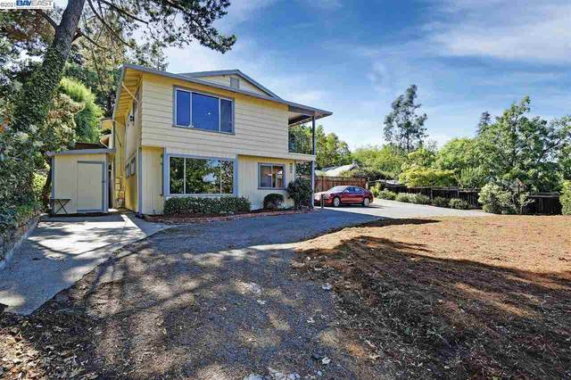 2437 Warren Ln, Walnut Creek, CA 94597 (#40954753) :: The Venema Homes Team