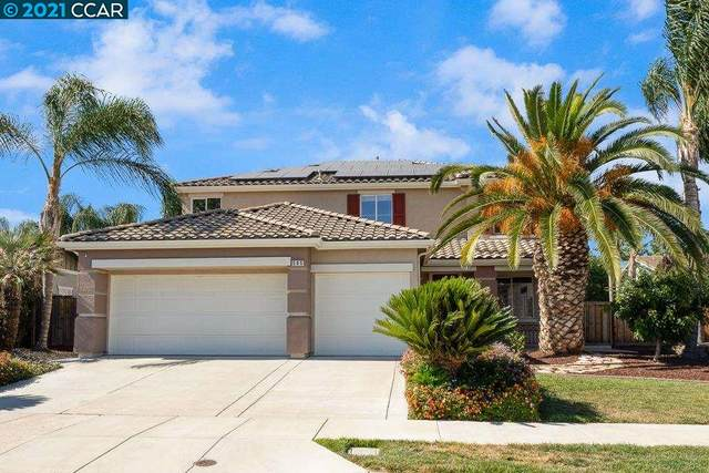 505 Edgefield Street, Brentwood, CA 94513 (#40954757) :: Realty World Property Network