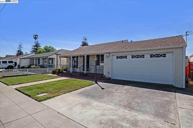1396 Via Lucas, San Lorenzo, CA 94580 (#40954761) :: MPT Property