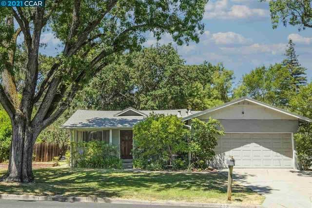 213 Greenwich Dr, Pleasant Hill, CA 94523 (#40954762) :: RE/MAX Accord (DRE# 01491373)