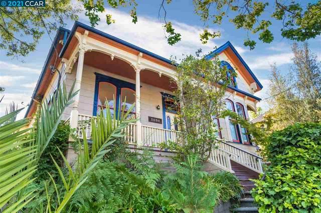 1404 Henry St #1, Berkeley, CA 94709 (#40954769) :: MPT Property