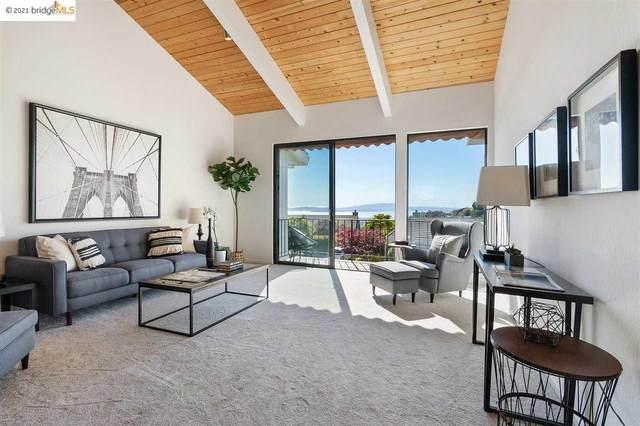 3 Binnacle Hl, Oakland, CA 94618 (#40954777) :: MPT Property