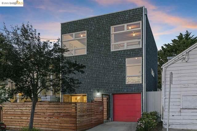 3414 Hannah St, Oakland, CA 94608 (#40954778) :: Blue Line Property Group