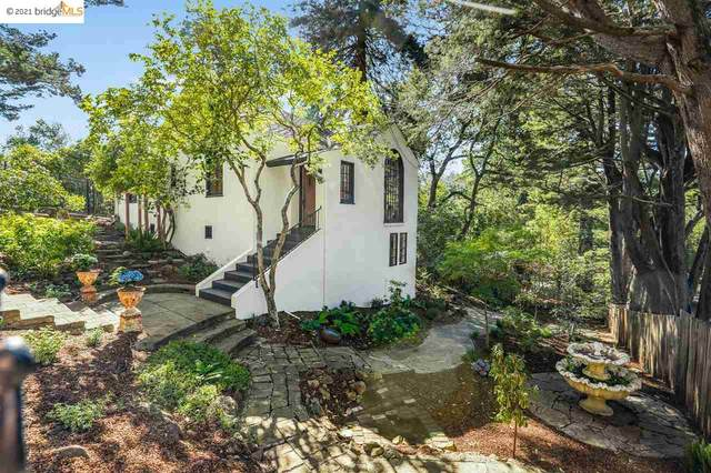 1780 Indian Way, Oakland, CA 94611 (#40954791) :: MPT Property