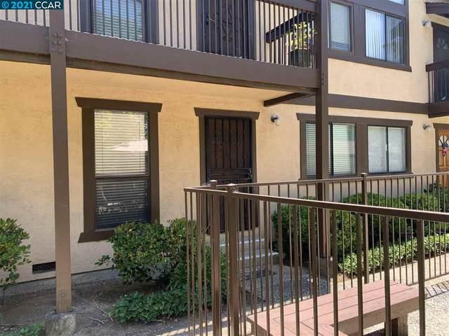 4805 Clayton Rd #9, Concord, CA 94521 (#40954812) :: Swanson Real Estate Team | Keller Williams Tri-Valley Realty