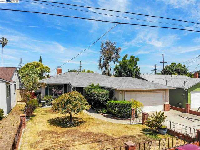 1629 Lawndale Ave, San Leandro, CA 94579 (#40954822) :: RE/MAX Accord (DRE# 01491373)