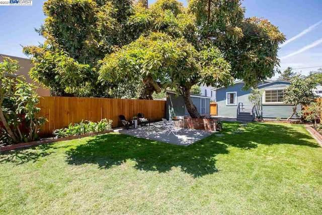 424 Haight Avenue, Alameda, CA 94501 (#40954852) :: MPT Property