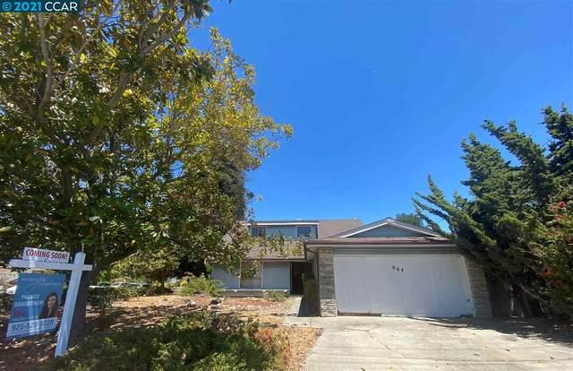 904 Tara Hills Dr, Pinole, CA 94564 (#40954864) :: MPT Property