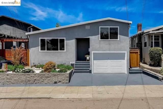 974 Arlington Ave., Oakland, CA 94608 (#40954868) :: Blue Line Property Group