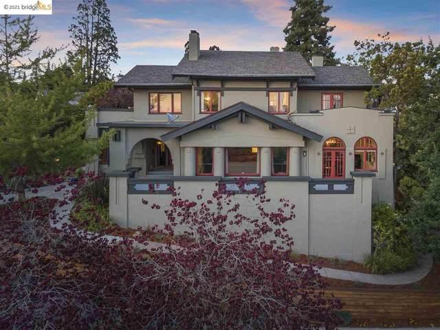 1012 Ashmount Ave, Oakland, CA 94610 (#40954871) :: MPT Property