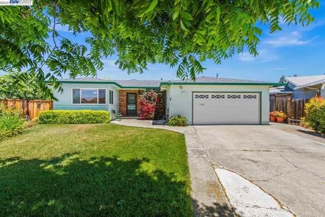 4841 Claremont Park Ct, Fremont, CA 94538 (#40954872) :: MPT Property