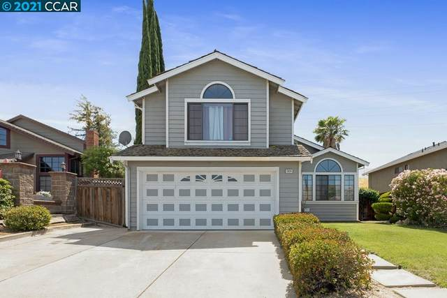2824 Wildflower Dr, Antioch, CA 94531 (#40954874) :: MPT Property