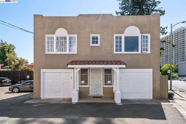 1430 1st Ave Pl, Oakland, CA 94606 (#40954875) :: Real Estate Experts