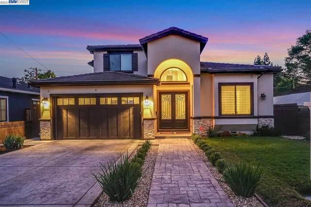 1165 Prevost St, San Jose, CA 95125 (#40954879) :: Swanson Real Estate Team | Keller Williams Tri-Valley Realty