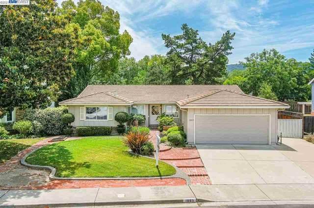 1889 Paseo Del Cajon, Pleasanton, CA 94566 (#40954882) :: Armario Homes Real Estate Team