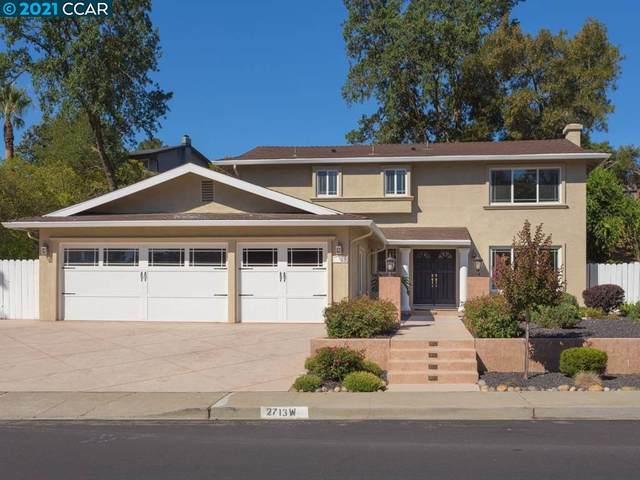 2713 Trotter Way, Walnut Creek, CA 94596 (#40954883) :: Armario Homes Real Estate Team