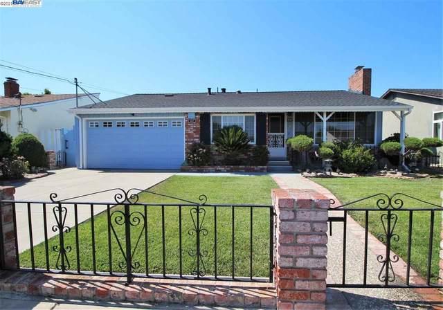 1647 Via Amigos, San Lorenzo, CA 94580 (#40954897) :: MPT Property
