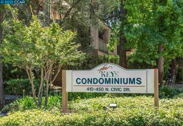 430 N Civic Dr #413, Walnut Creek, CA 94596 (#40954917) :: Armario Homes Real Estate Team