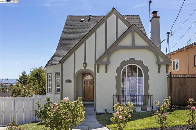 4841 Brookdale Ave, Oakland, CA 94619 (#40954975) :: Real Estate Experts