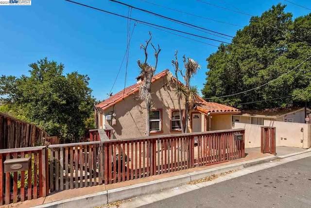 21923 Rockford Rd, Hayward, CA 94541 (#40955013) :: Armario Homes Real Estate Team