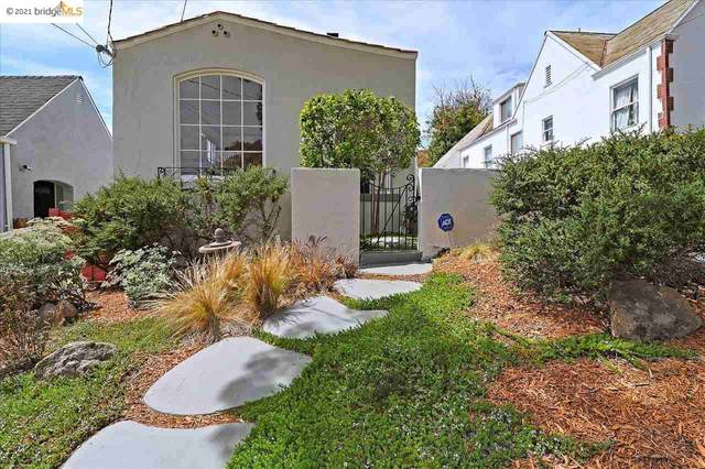 2563 Maxwell Ave, Oakland, CA 94601 (#40955028) :: MPT Property