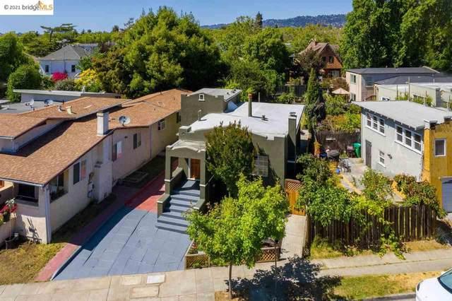 910 58th Street, Oakland, CA 94608 (#40955030) :: MPT Property