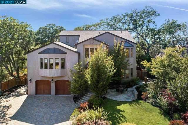 384 Castle Crest Rd, Alamo, CA 94507 (#40955032) :: The Venema Homes Team