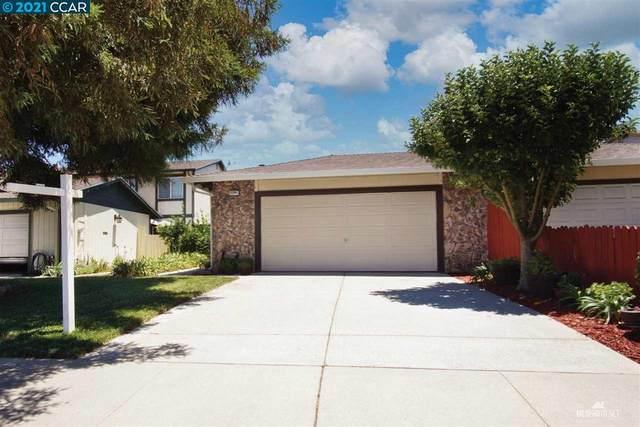 2301 Mandarin Way, Antioch, CA 94509 (#40955039) :: MPT Property