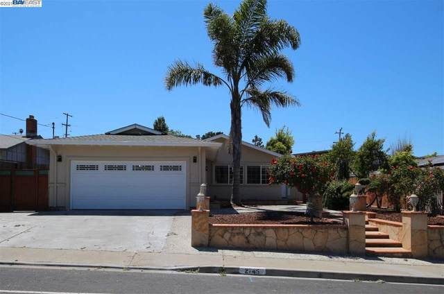 2745 Flannery Rd, San Pablo, CA 94806 (#40955045) :: MPT Property