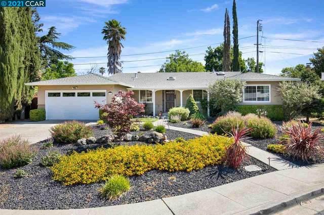 744 San Mateo Ct, Concord, CA 94518 (#40955048) :: MPT Property