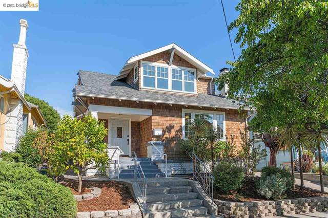 5310 Boyd Ave, Oakland, CA 94618 (#40955052) :: MPT Property