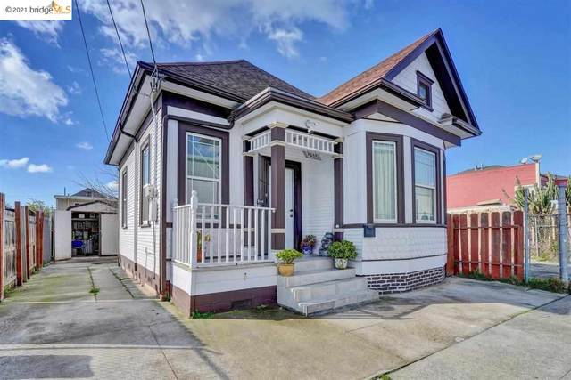 2551 E 11th St, Oakland, CA 94601 (#40955055) :: Swanson Real Estate Team | Keller Williams Tri-Valley Realty