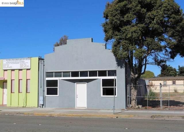 229 Macdonald Ave, Richmond, CA 94801 (#40955066) :: The Grubb Company