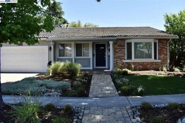 1515 Greenwood Rd, Pleasanton, CA 94566 (#40955088) :: Sereno