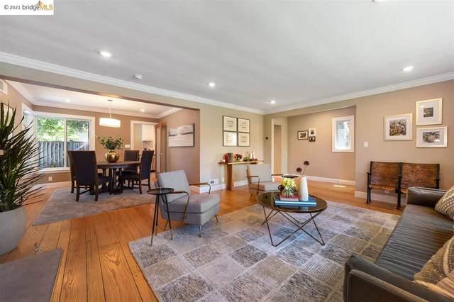 1724 Clemens #1724, Oakland, CA 94920 (#40955130) :: MPT Property