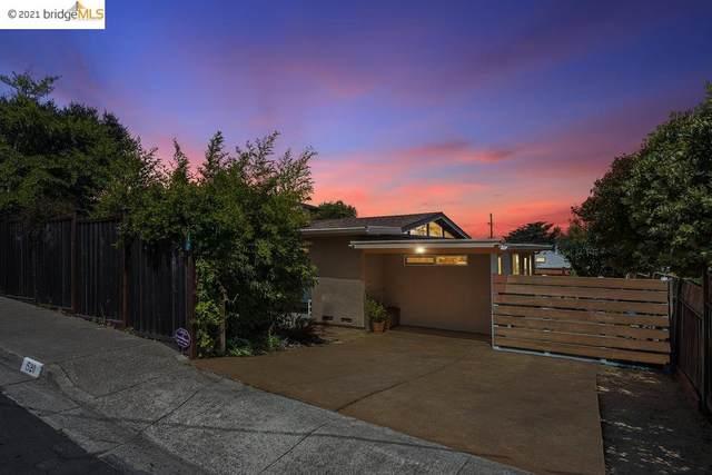 1520 Laurel Avenue, Richmond, CA 94611 (#40955138) :: The Grubb Company